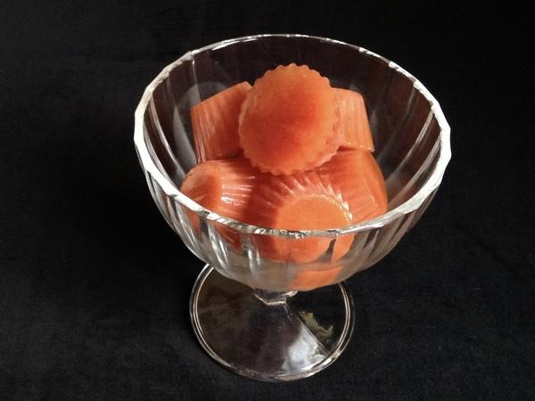 野菜の冷凍ピューレ 試作プロジェクト