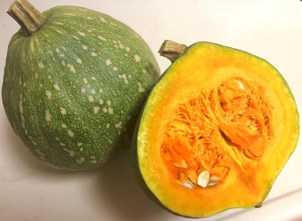 まんま菜かぼちゃを追加しました